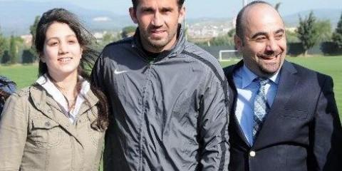 Akhisarspor golcüsü Gekas'la